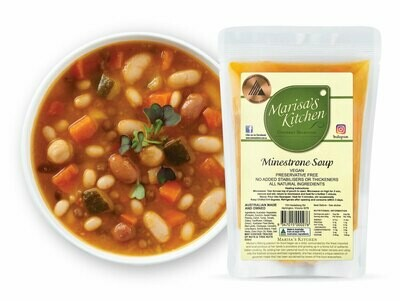 Minestrone Soup (500ml)