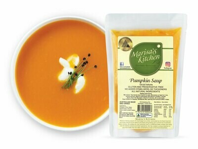 Pumpkin Soup (500ml)