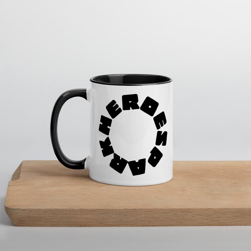 Mug with Color Inside(内側色付き2トーンマグカップ)