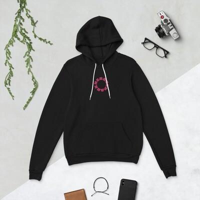 Unisex hoodie (ユニセックス プルオーバーパーカー - Bella + Canvas 3719)