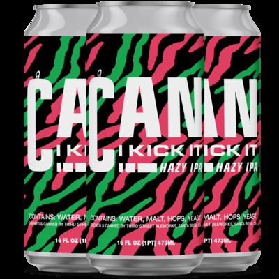 Can I Kick It Hazy IPA