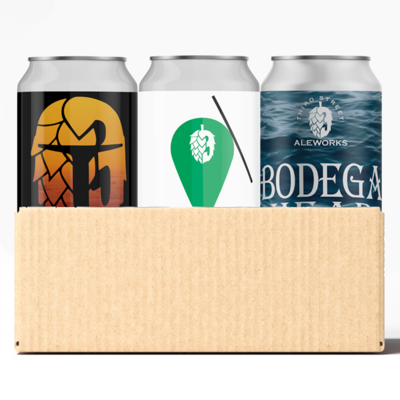4-Pack Mixed Case (24 Cans)