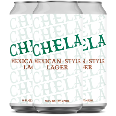 Chela Mexican-style Lager