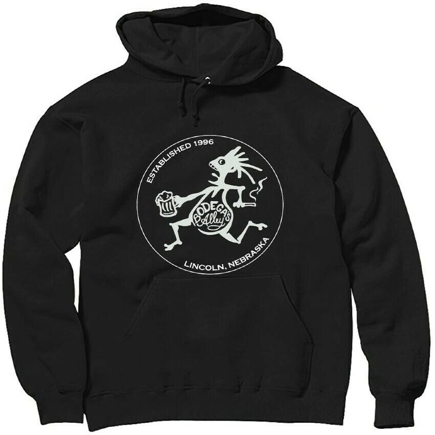 Hooded Pull-Over Sweatshirt