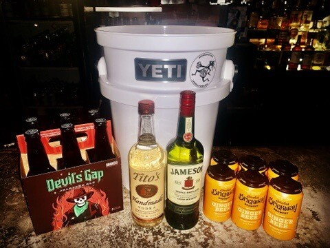 Yeti Party Bucket