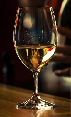 Don't need an entire bottle of wine we now have wine by the GLASS! ENJOY a glass of your favorite WHITE WINE with your order!!!