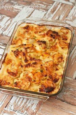 Potato, Cheese Au Gratin Potatoes  20oz bag
