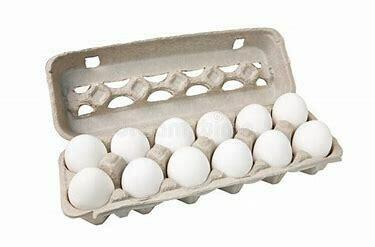Eggs Extra Large dozen (12) USDA Grade A