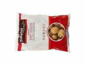 Potato, Roasted Baby Bakers Potatoes 2.5 lbs