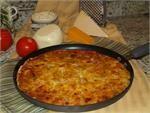 Pizza, TJ's triple cheese 9