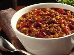 Our Award Winning Chili