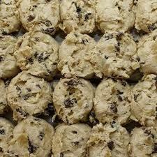 Cookie Dough Assorted frozen pucks (20 each assorted)