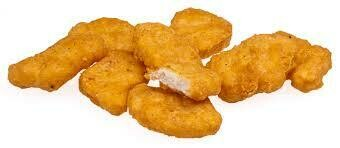 Chicken Nuggets 250 count case
