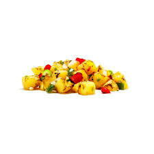 Flame Roasted Corn and Peppers 2.5 lbs.
