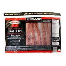 Bacon PRECOOKED 100 slices per package