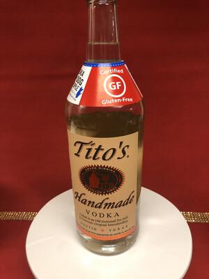 Tito's Handmade Vodka 1 Liter