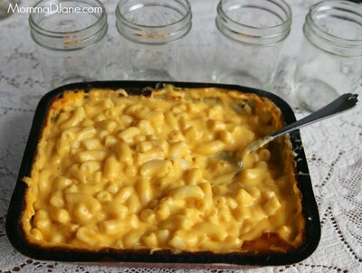 Side, Mac and Cheese