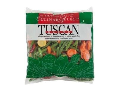 Frozen Tuscan Vegetable Medley