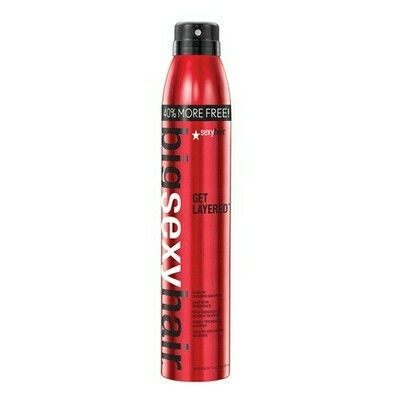 Big Sexy Get Layered Flash Dry Thickening Hairspray, 8 oz