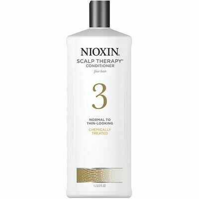System 3 Scalp Therapy Conditioner, 33.8 oz