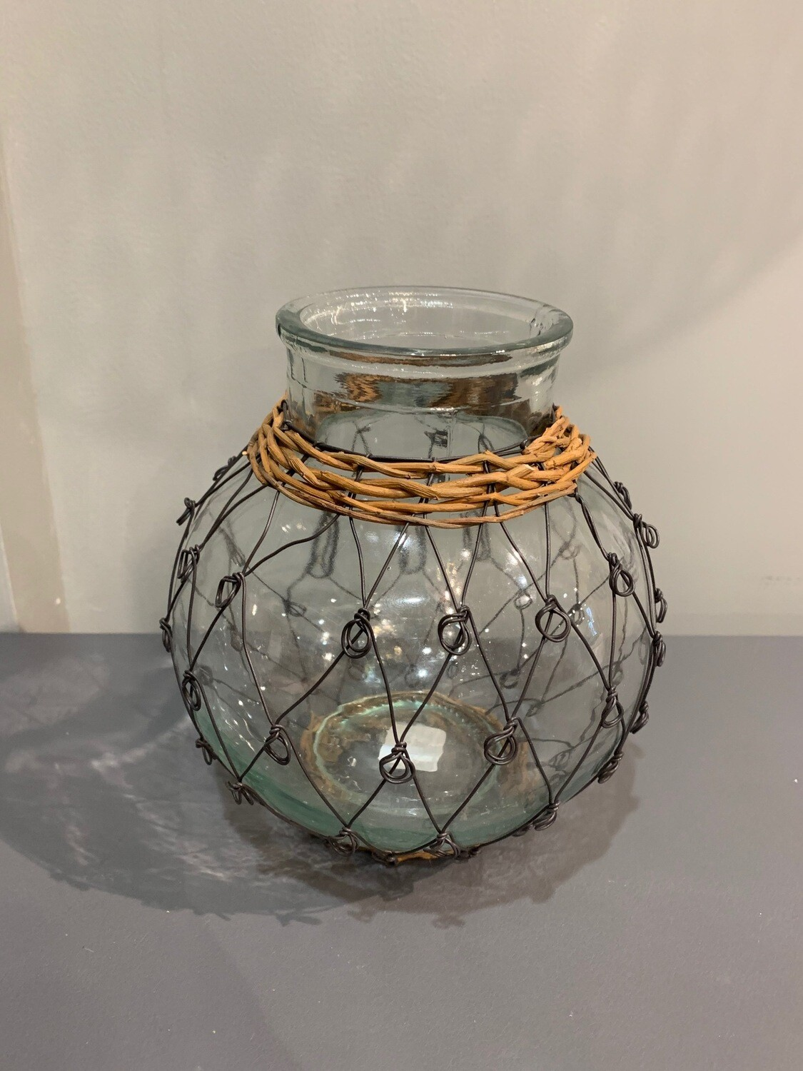 Wire Pattern Container