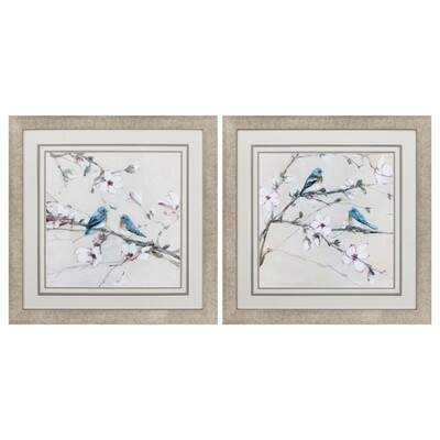 Sweet Sounds Summer Framed Wall Art Set