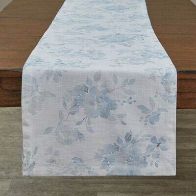 French Chic Floral Table Runner