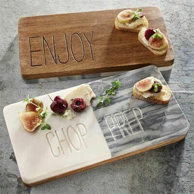 Prep & Enjoy Flip Board