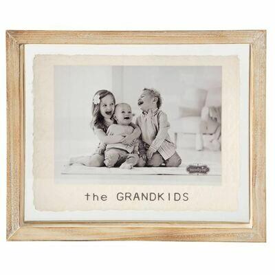 Grandkids Glass Frame