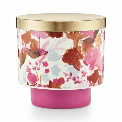 Illume Lidded Ceramic Candle