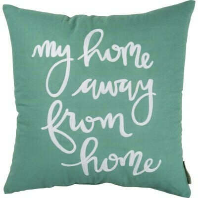 Home Away Pillow