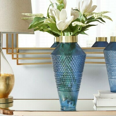 Camden Textured Vase Lg