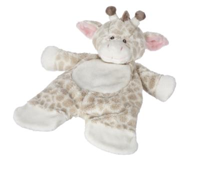 Flat-A-Pat Jamie Giraffe Grey