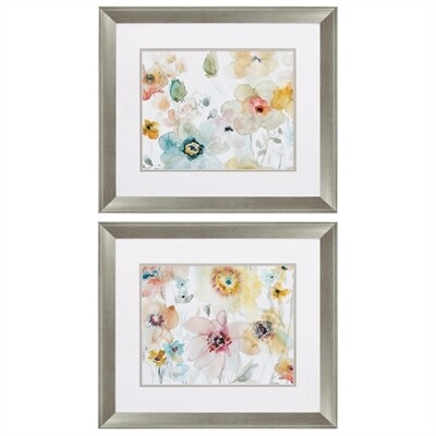 Soft Spring Framed Wall Art