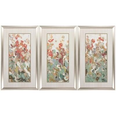 Renew Triptych Framed Wall Art Set/3