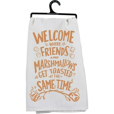 Get Toasted Dish Towel