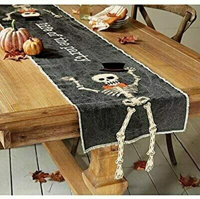 Halloween Dangle Leg Runner