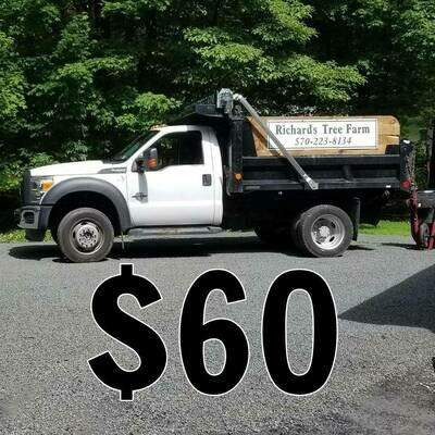 Extra Delivery $60