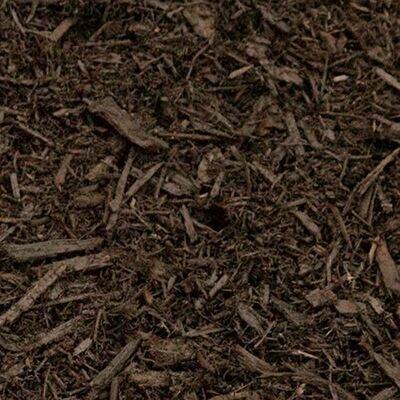 Colored Brown Mulch 2 cu/ft Bag