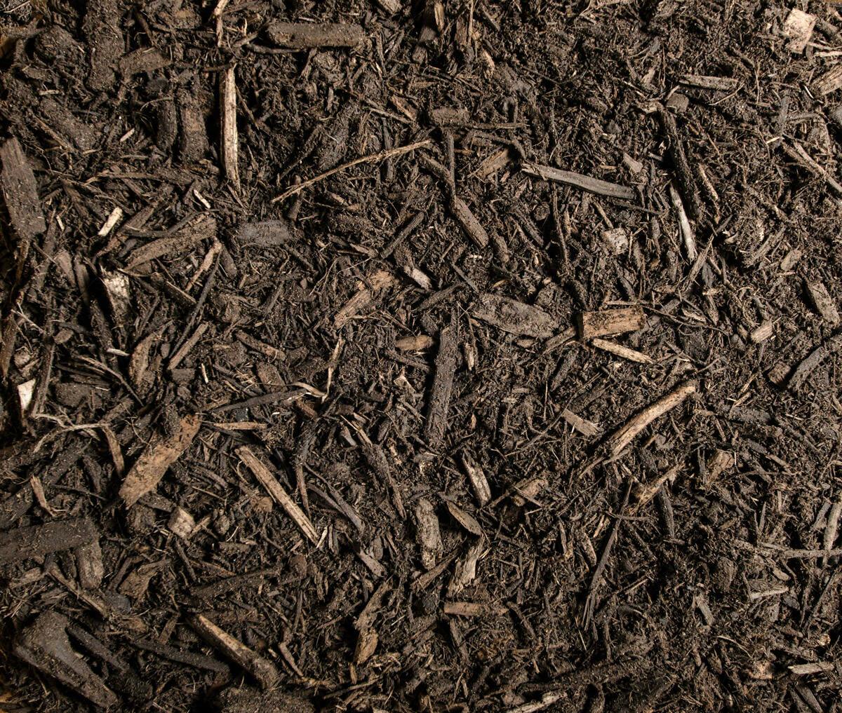 Natural Hardwood Mulch 2 c/ft Bag