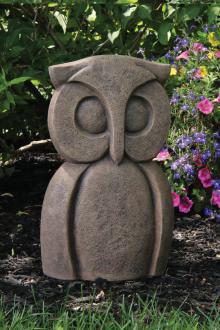 """16"""" Contemporary Owl (73)"""
