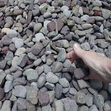 "1/2"" Pocono River Stone - 40 lbs. Bag"