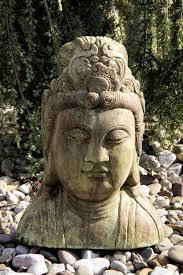 """20"""" Quan Yin Bust (R91)"""