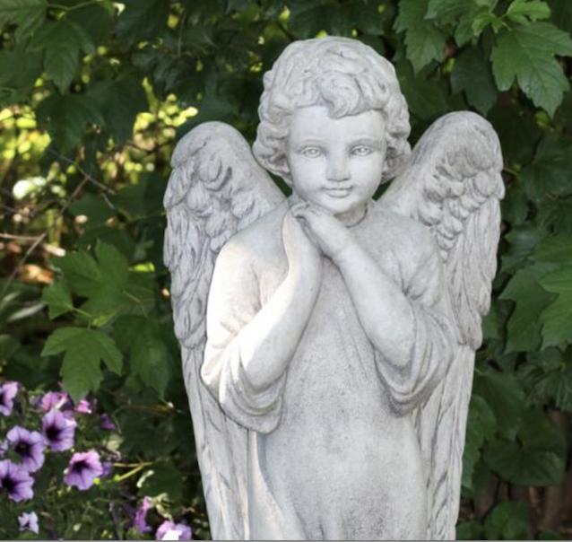 """29"""" Gazing Garden Angel (21)"""