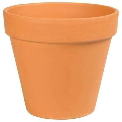 Terra Cotta Standard Clay Pot - 10 inch