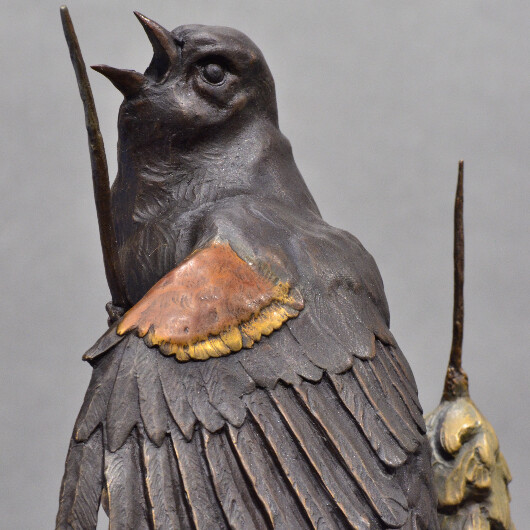 The Bard - Redwing Blackbird
