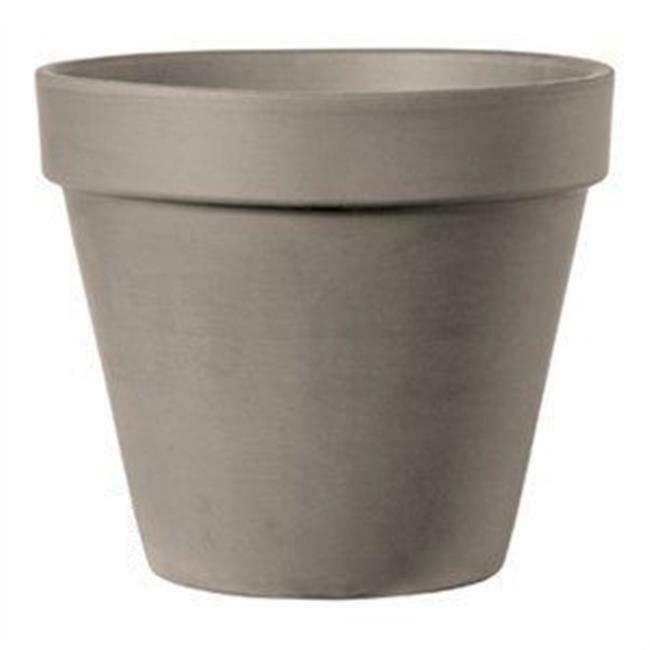 Terra Cotta Standard Clay Pot (Mocha) - 9 inch
