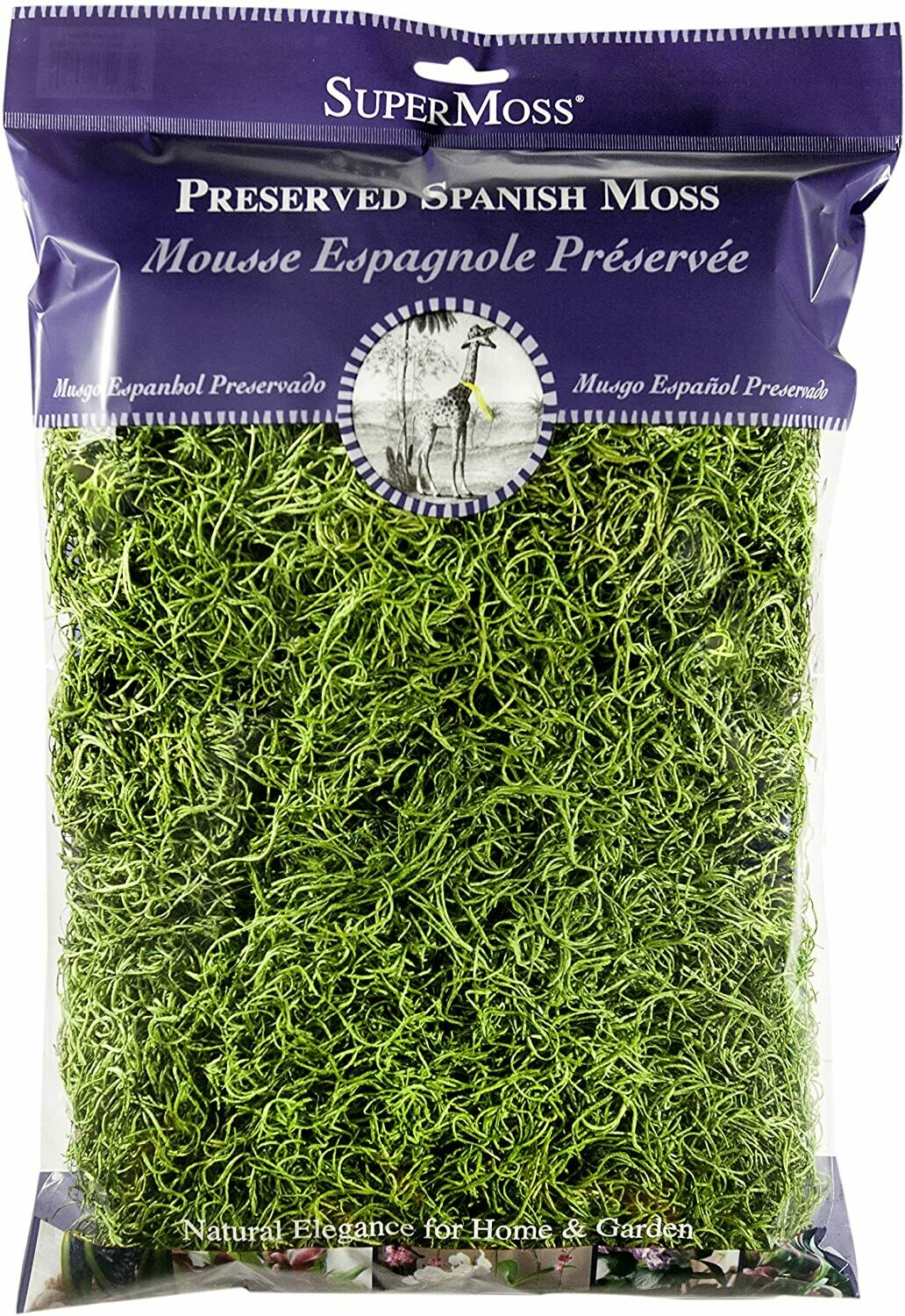 SuperMoss Preserved Spanish Moss
