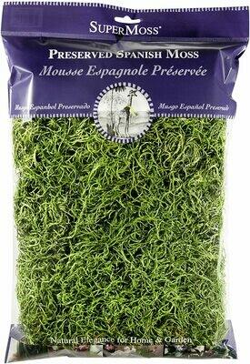SuperMoss Preserved Spanish Moss