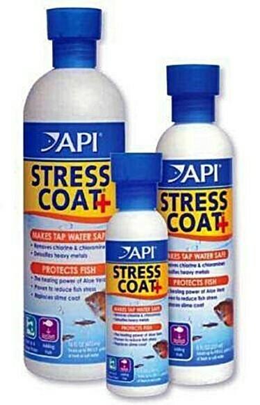 Stress Coat 16 oz.